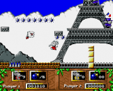 CJ's Elephant Antics Screenshot 3 (Amiga 500)