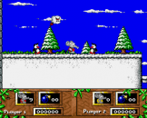 CJ's Elephant Antics Screenshot 4 (Amiga 500)
