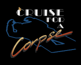 Cruise For A Corpse Loading Screen For The Amiga 500
