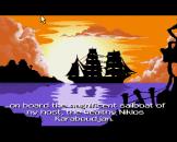 Cruise For A Corpse Screenshot 2 (Amiga 500)