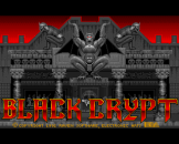 Black Crypt Loading Screen For The Amiga 500