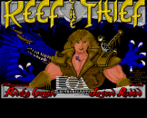 "Keef The Thief (3.5"" Disc) For The Amiga 500"