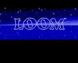 Loom Loading Screen For The Amiga 500