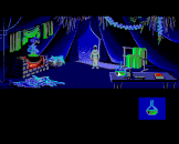 Loom Screenshot 6 (Amiga 500)