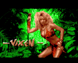 "Vixen (3.5"" Disc) For The Amiga 500"