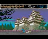 The Karate Kid Part 2 Screenshot 5 (Amiga 500)