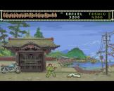 The Karate Kid Part 2 Screenshot 9 (Amiga 500)