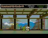 The Karate Kid Part 2 Screenshot 11 (Amiga 500)
