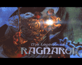 King's Table: The Legend of Ragnarok Loading Screen For The Amiga 500/600/1200