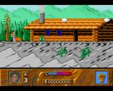 Cliffhanger Screenshot 1 (Amiga 500)