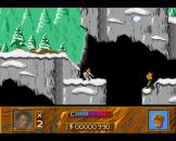 Cliffhanger Screenshot 2 (Amiga 500)