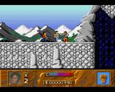 Cliffhanger Screenshot 4 (Amiga 500)