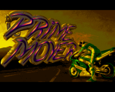 Prime Mover Loading Screen For The Amiga 500/600/1200