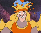Dragon's Lair III: The Curse Of Mordread Screenshot 4 (Amiga 500)
