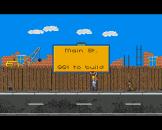High Steel Screenshot 1 (Amiga 500)