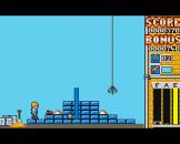 High Steel Screenshot 2 (Amiga 500)