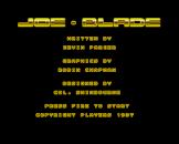 Joe Blade Loading Screen For The Amiga 500