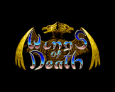 Wings Of Death Loading Screen For The Amiga 500