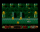 Wings Of Death Screenshot 1 (Amiga 500)