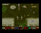 Wings Of Death Screenshot 3 (Amiga 500)