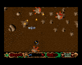 Wings Of Death Screenshot 4 (Amiga 500)