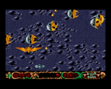 Wings Of Death Screenshot 6 (Amiga 500)