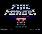 """Fire & Forget II (3.5"""" Disc) For The Amiga 500"""