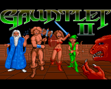 "Gauntlet II (3.5"" Disc) For The Amiga 500"