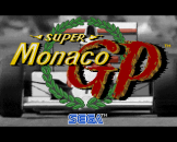 "Super Monaco Grand Prix (3.5"" Disc) For The Amiga 500"