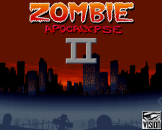 Zombie Apocalypse 2 Loading Screen For The Amiga 1200
