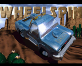 """Wheel Spin (3.5"""" Disc) For The Amiga 1200"""