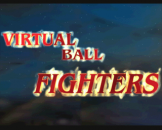 Virtual Ball Fighters Loading Screen For The Amiga 1200