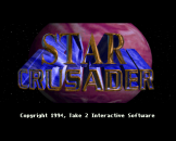 "Star Crusader (3.5"" Disc) For The Amiga 1200"