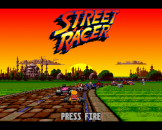 Street Racer (Cd) For The Amiga 1200