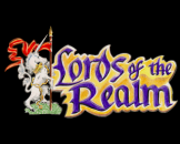 """Lords Of The Realm (3.5"""" Disc) For The Amiga 1200"""