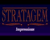 """Stratagem (3.5"""" Disc) For The Amiga 1200"""