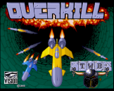 "Overkill (3.5"" Disc) For The Amiga 1200"