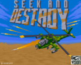 "Seek And Destroy (3.5"" Disc) For The Amiga 1200"