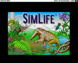 "Sim Life (3.5"" Disc) For The Amiga 1200"