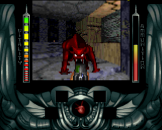 Alien Breed 3D Screenshot 1 (Amiga 1200)