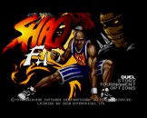 "Shaq Fu (3.5"" Disc) For The Amiga 1200"