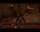 Quake 1 Screenshot 2 (Amiga 1200)