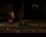 Quake 1 Screenshot 7 (Amiga 1200)