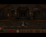 Quake 1 Screenshot 8 (Amiga 1200)