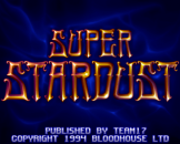 Super Stardust Loading Screen For The Amiga 1200