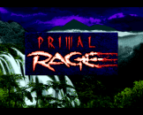 "Primal Rage (3.5"" Disc) For The Amiga 1200"