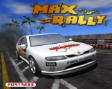 Max Rally Loading Screen For The Amiga 1200