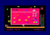 Pink Pills: Manic Moritz And The Meds Screenshot 4 (Amstrad CPC464/664)