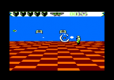 Space Phantom Screenshot 3 (Amstrad CPC464/664)