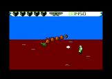 Space Phantom Screenshot 5 (Amstrad CPC464/664)